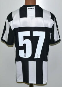 low priced 8b12c 1e16f Details about JUVENTUS ITALY 2012/2013 HOME FOOTBALL SHIRT JERSEY NIKE #57  SIZE L ADULT
