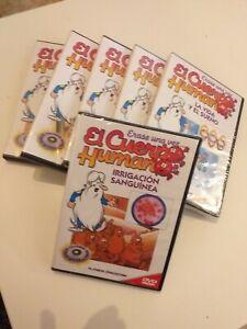 Dvd-lote-6-dvd-Era-se-una-vez-el-cuerpo-humano-precintado-nuevo