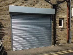 Electric High Security Roller Shutter Garage Doors All