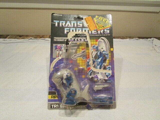 1985 Transformers ORIGINAL Terrorcon Rippersnapper MIB Box Misb