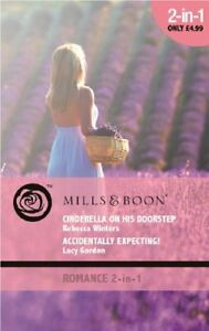 Very-Good-0263869806-Paperback-Cinderella-on-His-Doorstep-Accidentally-Expecti