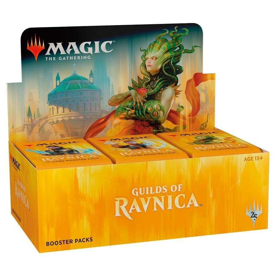 Magic the Gathering  Guilds of Ravnica English Sealed 36 Booster Box WOCC4585000