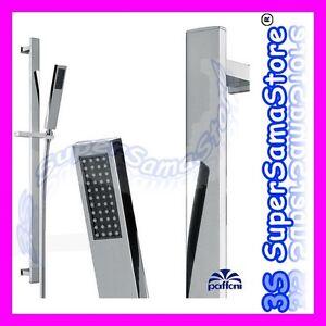 Niedrigerer Preis Mit 3s Paffoni City Zsal145crag Neu Duschstange Aus Metall Verchromt Wand Dusch Bad Armaturen Bad & Küche