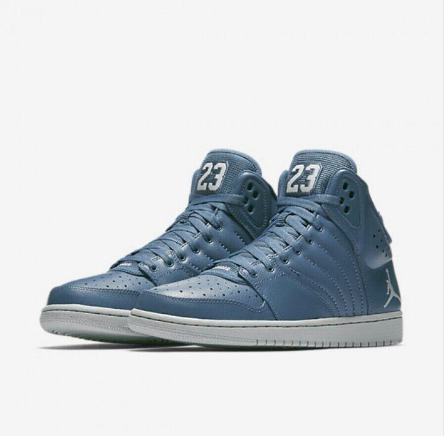 Nike Air Jordan 1 Flight 4 Mens Hi Top Basketball Trainers 820135 400 Trainers