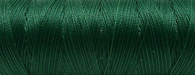 "Thread T-70 Bonded Nylon ~100 yds ~ ""Green""  A&E Made in the USA"