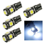 4x-Canbus-LED-Error-Free-T10-6000k-HID-White-W5W-Bulbs-Side-Parking-Lights-12V thumbnail 6