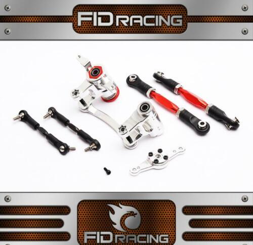 FID racing alloy steering dual servo arm set for LOSI DBXL DBXL-E MTXL 15T//18T