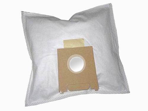 608 20 sacs pour aspirateur pour siemens bosch type D E F G Dino BBS BBZ-toile