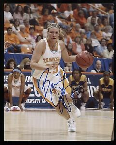 Brittany-Jackson-Signed-8x10-Photo-Autographed-WNBA-Tennessee-UT-Basketball