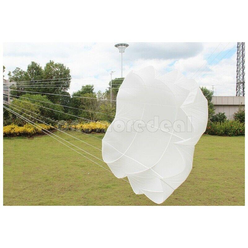 7KG Drone UAV Parachute Ejection paraguas de tela de 544 para vista en primera persona Radio Control Airplane dl45