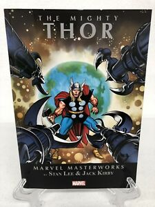 Mighty-Thor-Masterworks-Volume-5-131-140-Marvel-Comics-TPB-Trade-Paperback-New