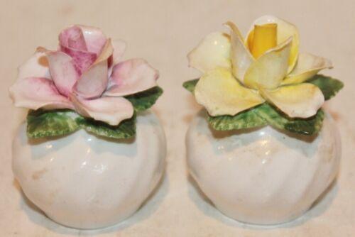 Choice VINTAGE Bone China Porcelain Flower Bouquet