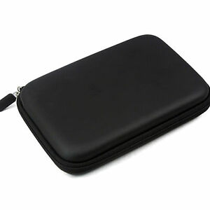 "7"" Inch Hard Carrying Travel Bag Pouch GPS Case Cover Protective for 6"" 7"" GPS"
