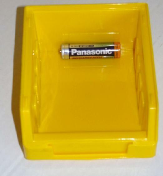 10 Size 1 Yellow Parts Storage Stacking Bin Bins Box Door Wetenschappelijk Proces