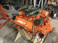 Mopar 440 Six Pack Engine Assy Hyd Cam Iron Head Streetstrip 540hp Ready 2 Run