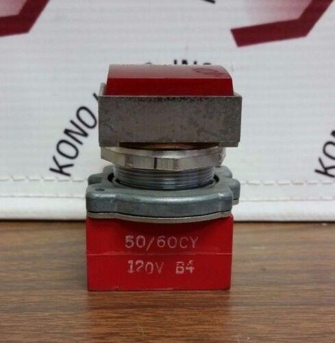 Cutler-Hammer E30 Red Motor Run Indicator Light
