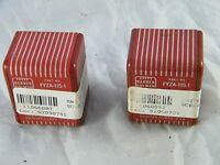Lot Of 2 Barber Colman Micro Relay Part Fy2a-115-1