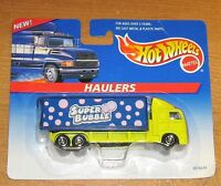 Mattel Hot Wheels Haulers McDonalds 1/11.5 Diecast Truck Toys