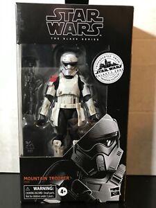 "Star Wars Black Series Galaxy's Edge Mountain Trooper 6"" Target Exclusive NIB"