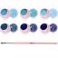 7Pcs-Set-UR-SUGAR-Smalto-Gel-UV-per-Unghie-Spazzolino-Nail-UV-Gel-Polish-Lot Indexbild 16