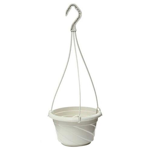 Hanging Flower Plant Pot Chain Basket Planter Holder Home Garden Balcony Proper
