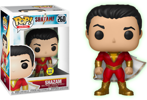 Shazam-Glow-GITD-Funko-Pop-Vinyl-New-in-Box