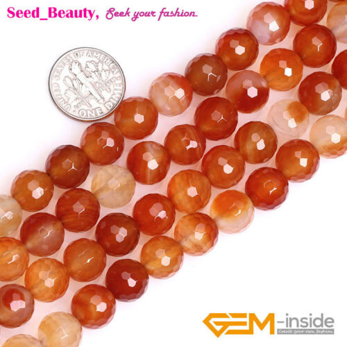 """Natural Gemstone Various Tiny Spacer Beads for Jewelry Making 15/"""""""