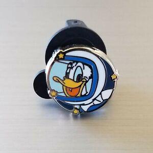 Disney World Tiny Kingdom Pin Series 4 Space MountainDonald Duck