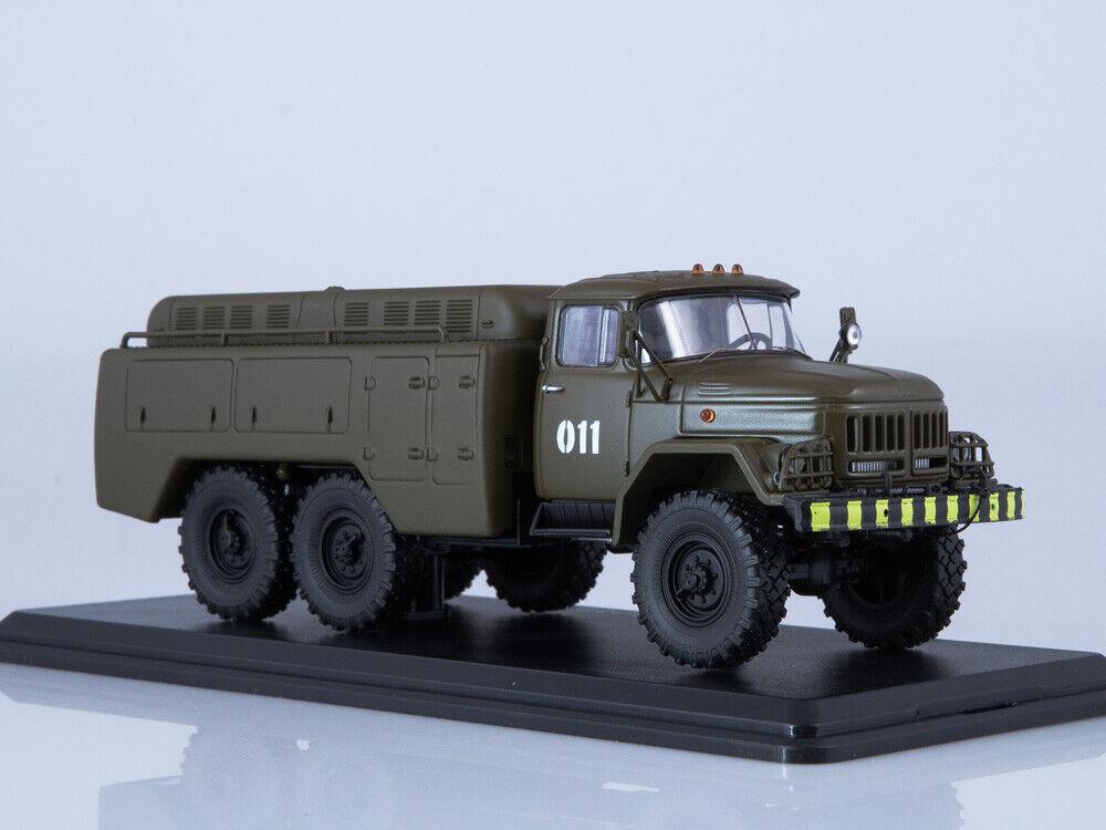 compras de moda online ZIL 131 APA-50M unidad eléctrica de aeródromo móvil SSM SSM SSM Modelpro 0046MP 1 43  estar en gran demanda
