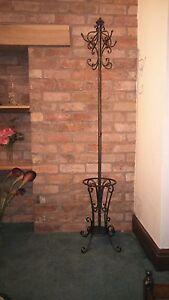 UNBEATABLY PRICED  Ornate Metal Antique Bronze Coat Stand Cane amp Umbrella Rest - Redditch, United Kingdom - UNBEATABLY PRICED  Ornate Metal Antique Bronze Coat Stand Cane amp Umbrella Rest - Redditch, United Kingdom