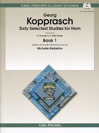 Brillant Kopprasch Studies (60 Sélection) Bk1 Corne + En Ligne-afficher Le Titre D'origine