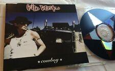 Cowboy [Single] by Kid Rock (CD, Oct-1999, Rare Germany I Am The Bull god