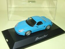 PORSCHE BOXSTER Bleu avec HARDTOP SCHUCO Défaut default