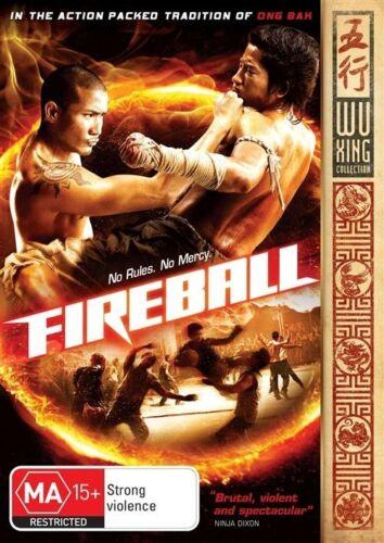 1 of 1 - Fireball NEW R4 DVD