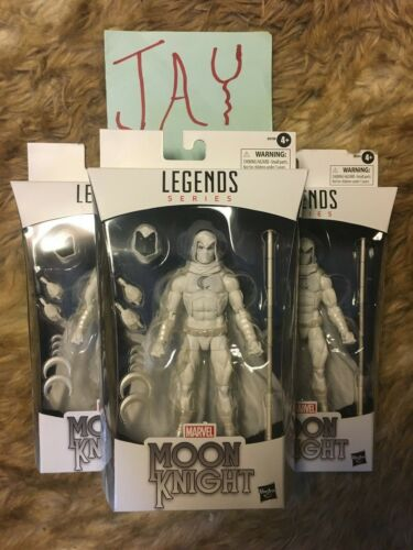 Brand New READY TO SHIP! Marvel Legends Series Moon Knight Walgreens Exclusive