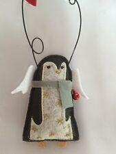 27 cm Animated Penguin avec message Ball Décorations de Noël