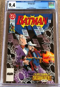 Batman-475-D-C-1992-1st-Scarface-CGC-9-4