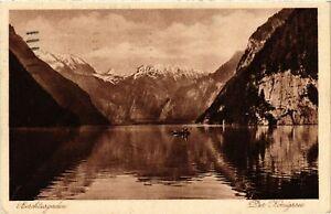 CPA-AK-Der-Konigsee-Berchtesgaden-GERMANY-879103