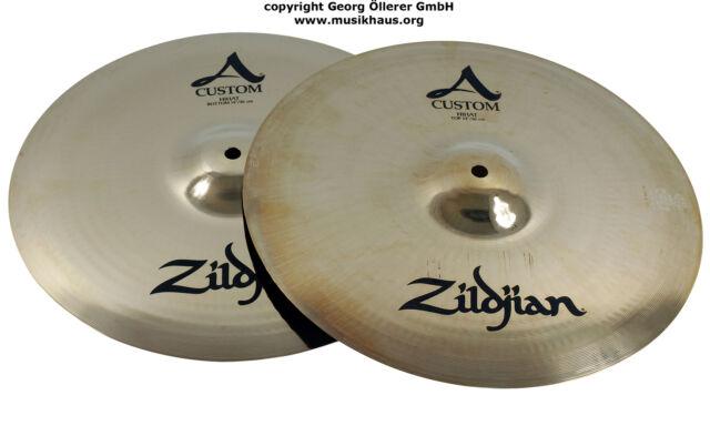"Zildjian 16/"" Crash A-Custom Serie SONDERPREIS NEUWARE"