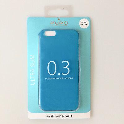 Puro Cover Carbon for iPhone Plus