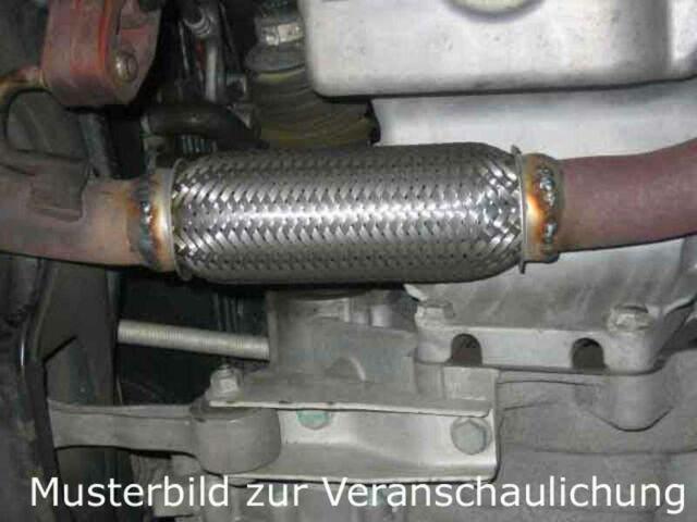 Endtopf Abgasrohr Auspuffdichtung für Abgasanlage Katalysator Mitteltopf