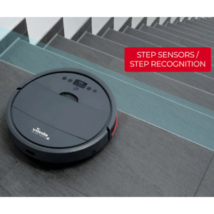 Vileda VR 201 petpro Cleaning Robot avec station optimal pour poils