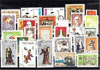 Der GüNstigste Preis Lot Briefmarken Stamps Vietnam O (924)