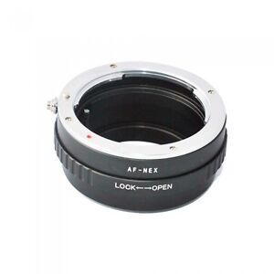 Sony-Minolta-Alpha-AF-MA-lens-to-Sony-E-mount-NEX-adapter-UK-Seller