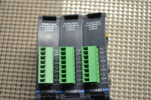 4-channel current FO-04AD1 F0-04AD-1 DirectLOGIC DL05//06 analog input module