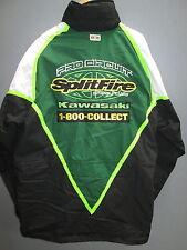 Pro Circuit Splitfire Kawasaki Genuine Team issue pit jacket coat XXL PRO1008