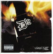 Devil's Night [PA] by D12 (CD, Jun-2001, Shady)