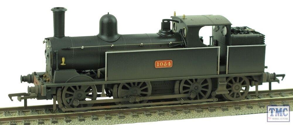 35-050 Bachmann OO Gauge LNWR Webb Coal Tank 1054 Plates, Coal & Weatherosso