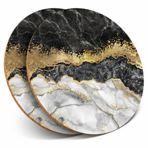 2-x-Coasters-Marble-Gold-Stone-Effect-Art-Home-Gift-21842