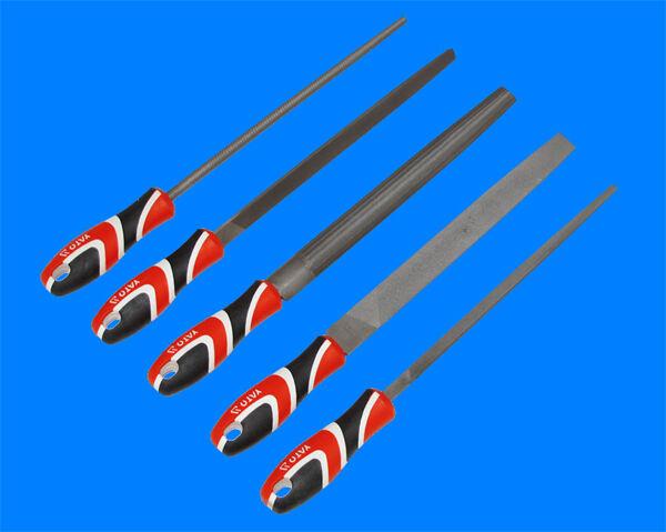 5 tlg. Metallfeilen Satz Flachfeile Kantfeile Rund Halbrundfeile Hieb 2   Y6239 | Günstig  | Modisch  | Verkaufspreis  | Angemessener Preis